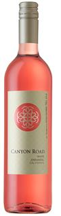 Canyon Road White Zinfandel 2012 750ml - Case of 12